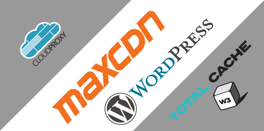 Using w3tc with CloudProxy, MaxCDN and WordPress